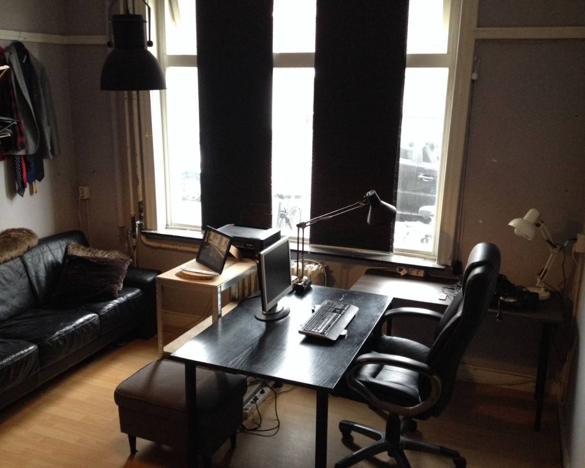Kamer aan Tongelresestraat in Eindhoven