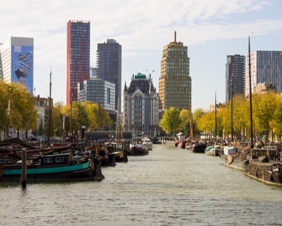 Kamer te huur in de Haringvliet in Rotterdam