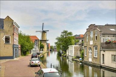 Kamer in Schiedam, Schie op Kamernet.nl: Gemeubileerd appartement te huur aan de Schie