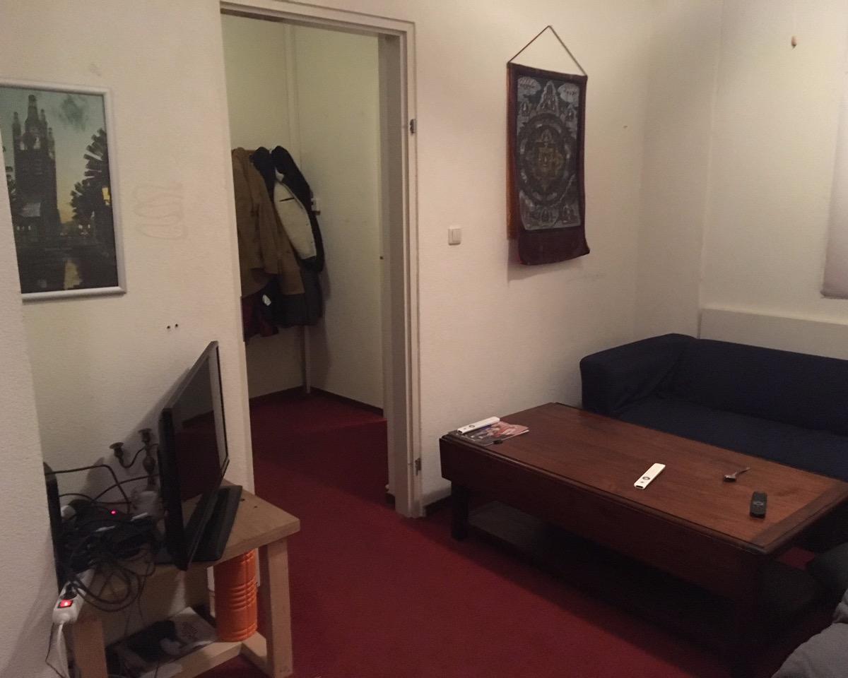 Kamer te huur in de Nieuwstraat in Den Haag