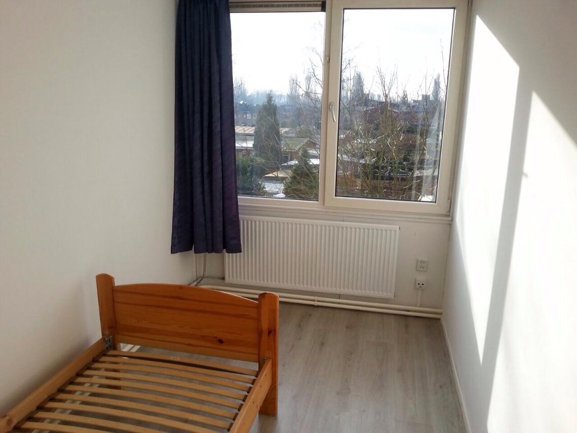 Kamer aan De Houtmanstraat in Arnhem