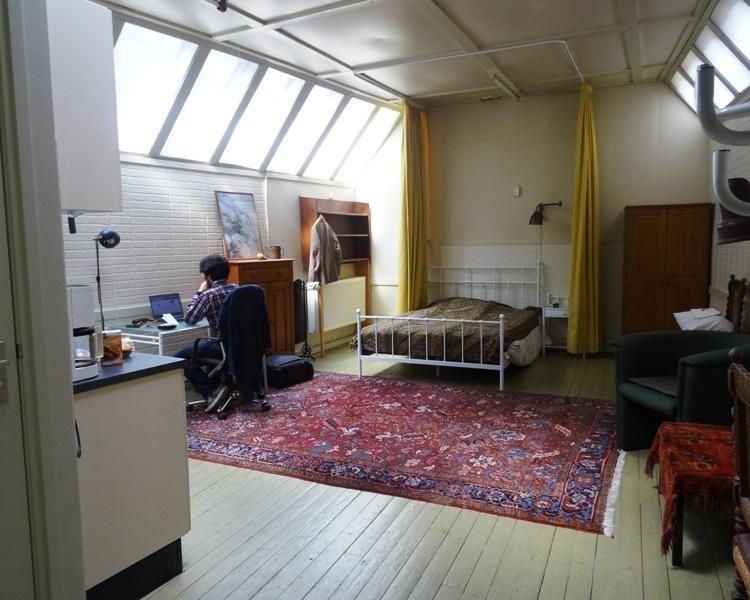 Kamer te huur in de Nieuwe Kijk in 't Jatstraat in Groningen