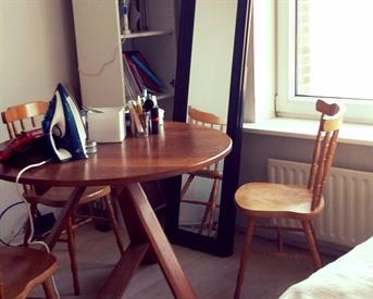 Kamer in Utrecht, Van Bijnkershoeklaan op Kamernet.nl: kamer vrij in huize bijnkershoek