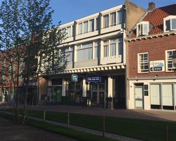 Kamer in Breda, Oude Vest op Kamernet.nl: Topstudio in de binnenstad!