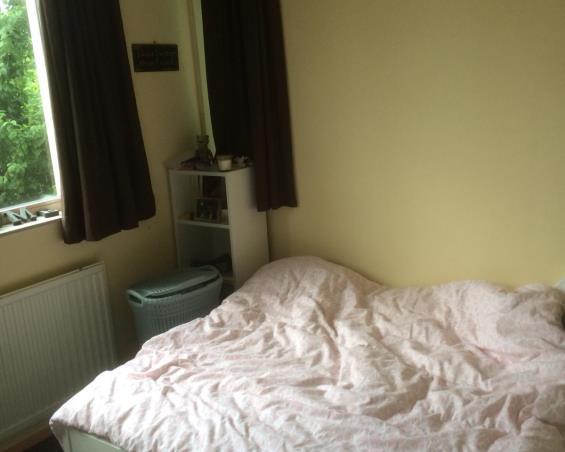 Kamer aan Ooststeeg in Wageningen