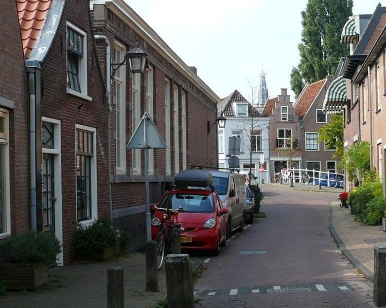 Kamer te huur in de Raamsteeg in Haarlem