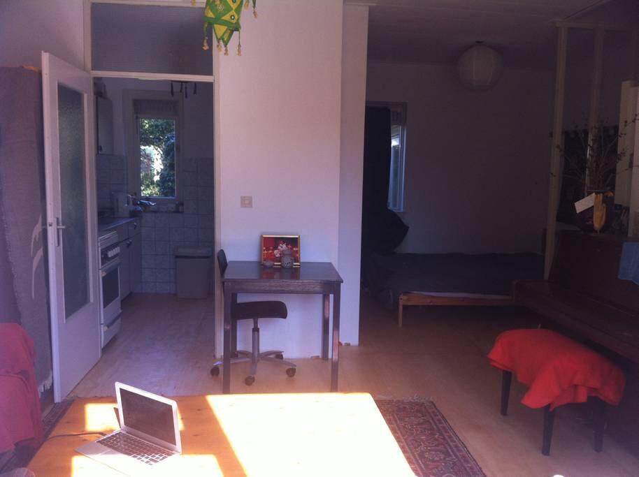 Kamer te huur aan de Zomerkade in Haarlem