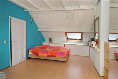 Kamer in Amersfoort, Klarissenstraat op Kamernet.nl: Grote,  lichte zolderkamer