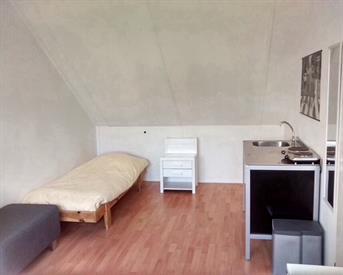 Kamer in Oegstgeest, Hugo de Vrieslaan op Kamernet.nl: Nette woonzolder per 1 september 2018 beschikbaar
