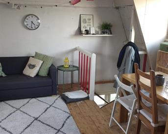 Kamer in Utrecht, Amsterdamsestraatweg op Kamernet.nl: Zolderkamer voor tijdelijke huur!