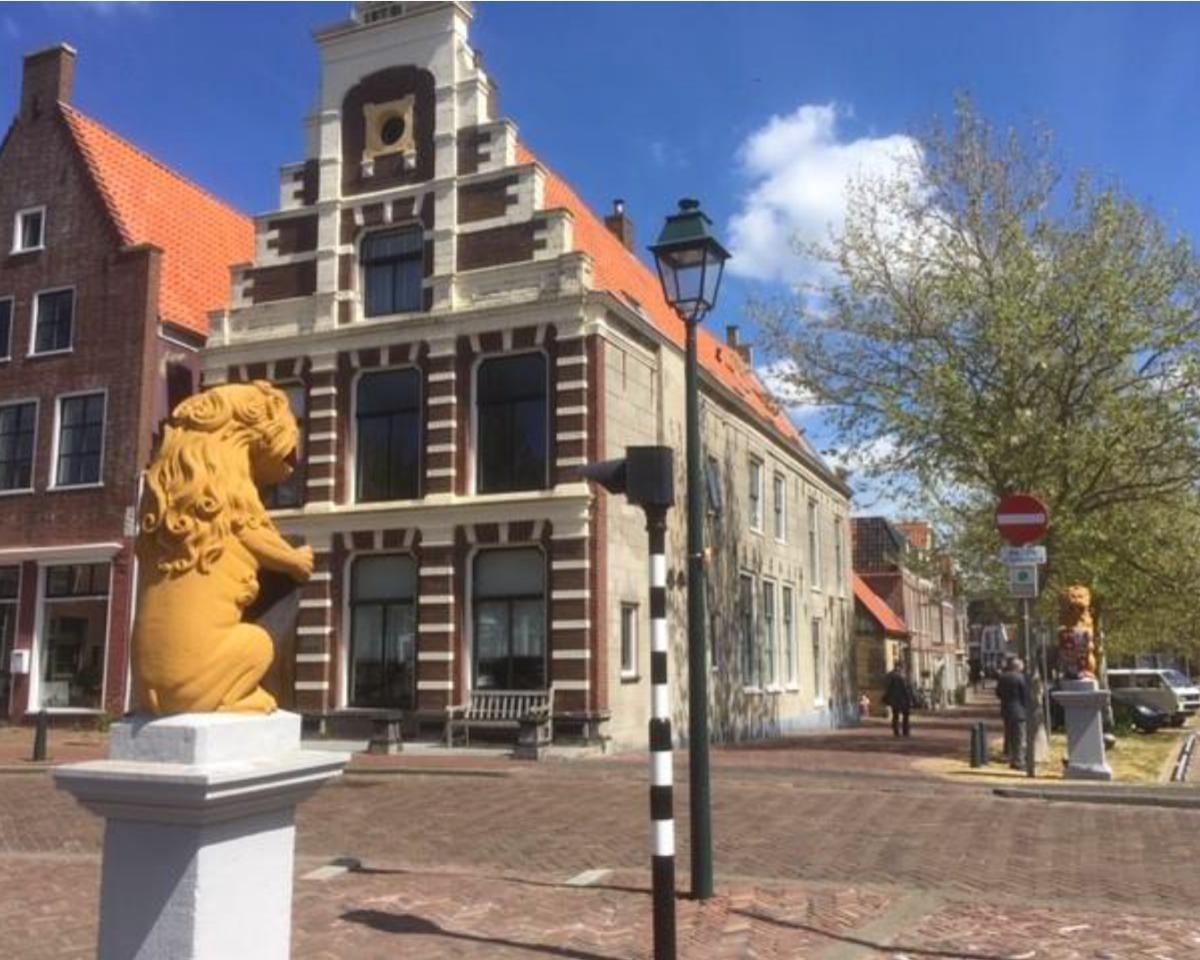 Kamer te huur in de Noorderhaven in Harlingen