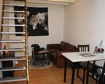 Kamer in Groningen, Turfsingel op Kamernet.nl: Studio for rent 1st of march
