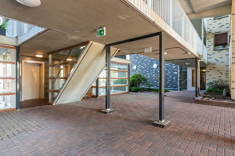 Appartement aan Boezemkade in Rotterdam