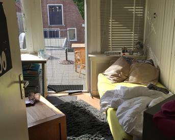 Kamer in Amersfoort, Leusderweg op Kamernet.nl: Kamer vrij aan de Leusderweg!