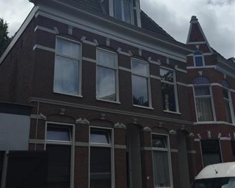 Kamer in Groningen, Blekerstraat op Kamernet.nl: Kamer met gemeenschappelijke tuin