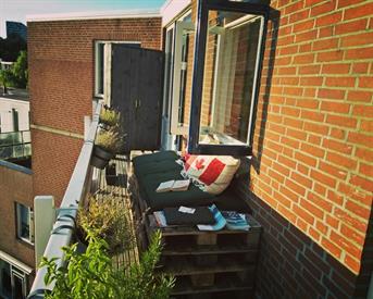 Kamer in Den Haag, Jan van Riebeekstraat op Kamernet.nl: Mooi licht appartement in Den Haag