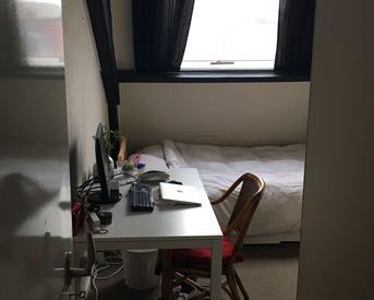 Kamer in Enschede, Van Lochemstraat op Kamernet.nl: Kamer midden in de stad