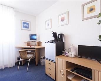 Kamer in Enschede, Hesselinklanden op Kamernet.nl: mooie ruime kamer 12M2 met comfort