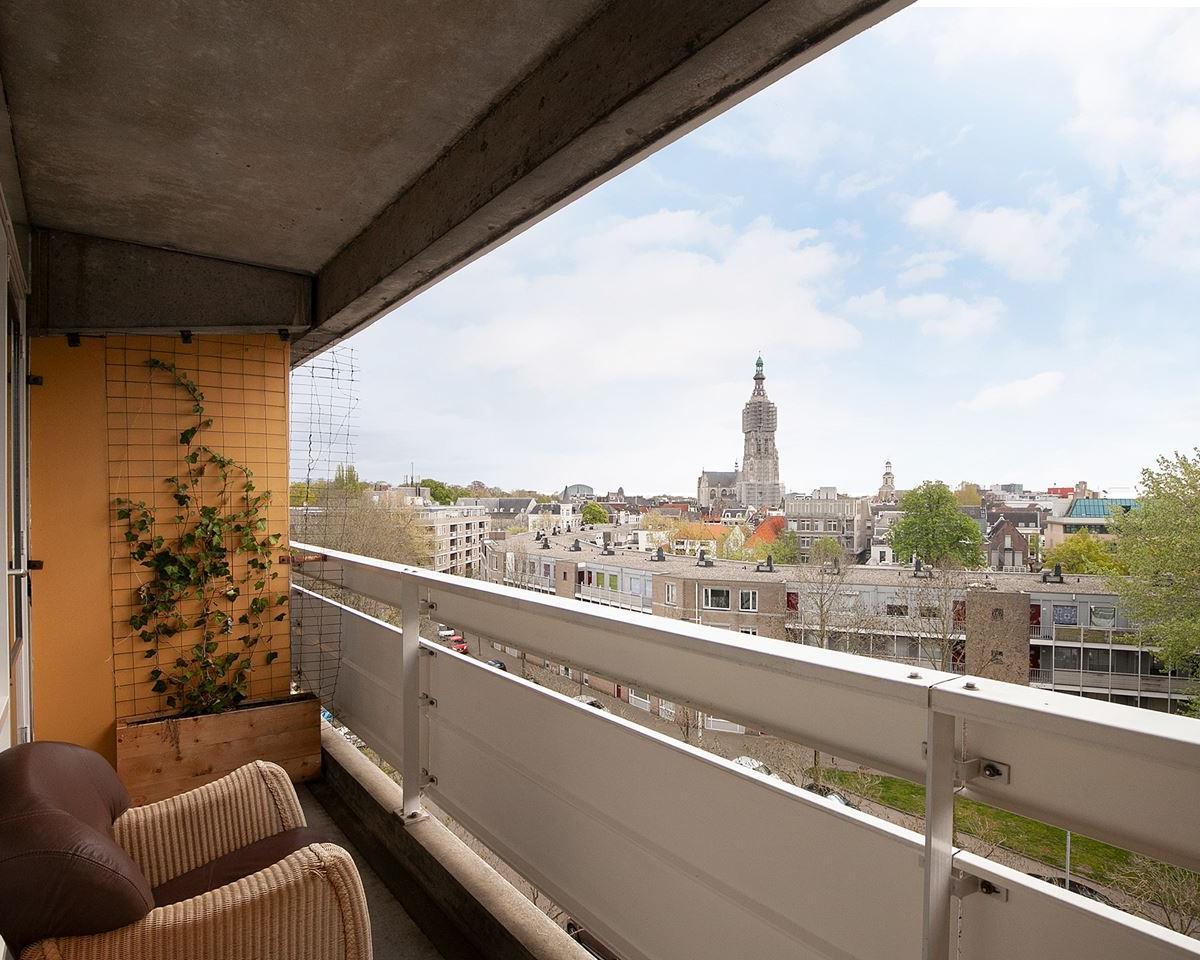 Kamer te huur in de Adriaan van Bergenstraat in Breda