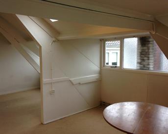 Kamer in Gouda, Kattensingel op Kamernet.nl: grote kamer + slaapkamer  in  Gouds grachtenpand