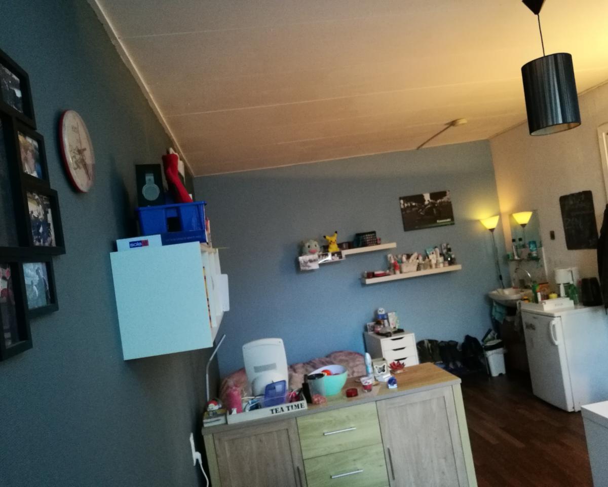 Kamer aan Willem Lodewijkstraat in Leeuwarden