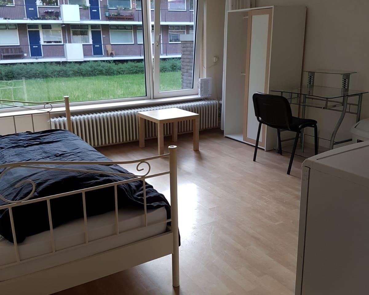 Kamer te huur in de Groen van Prinstererstraat in Wageningen