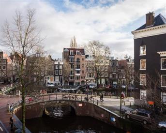 Kamer in Amsterdam, Looiersgracht op Kamernet.nl: Gemeubileerde Studio in de Jordaan