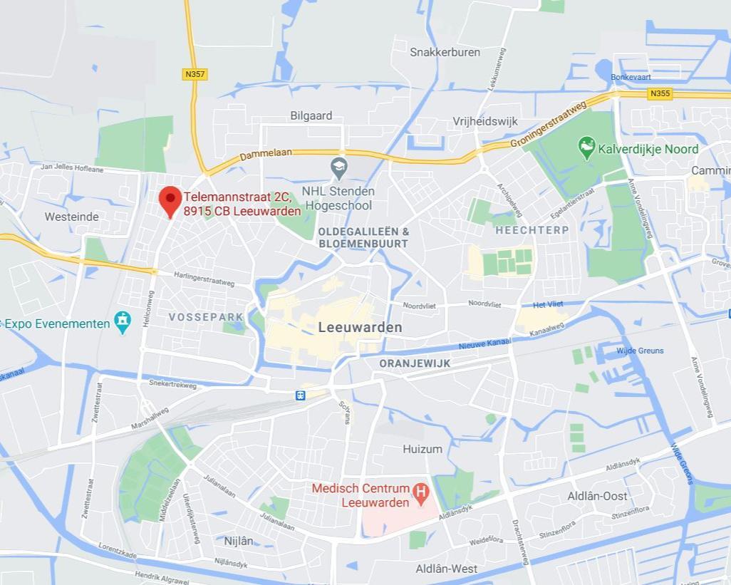 Telemannstraat