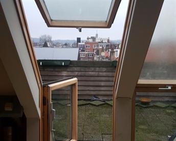 Kamer aan Broekstraat in Arnhem