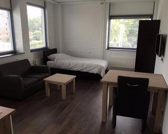 Kamer in Almelo, Wierdensestraat op Kamernet.nl: GEMEUBILEERDE STUDIO IN HET CENTRUM VAN ALMELO
