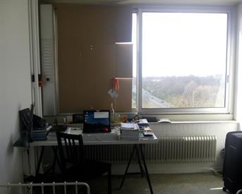 Kamer in Groningen, Esdoornlaan op Kamernet.nl:  Een enkele gemeubileerde kamer