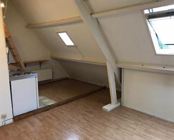 Kamer in Arnhem, Johan de Wittlaan op Kamernet.nl: Kamer met eigen keuken en apart slaapgedeelte