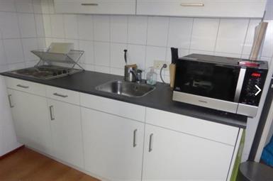 Kamer in Tilburg, Goirkestraat op Kamernet.nl: Leuke studio met eigen keuken, badkamer en parkeerplaats