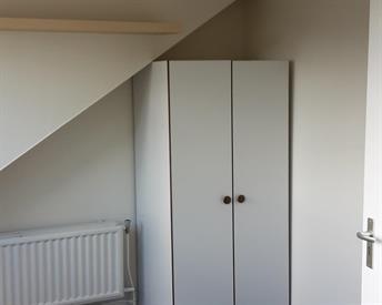 Kamer in Leeuwarden, Rixtwei op Kamernet.nl: nette kamer in studentenhuis met 3 keukens