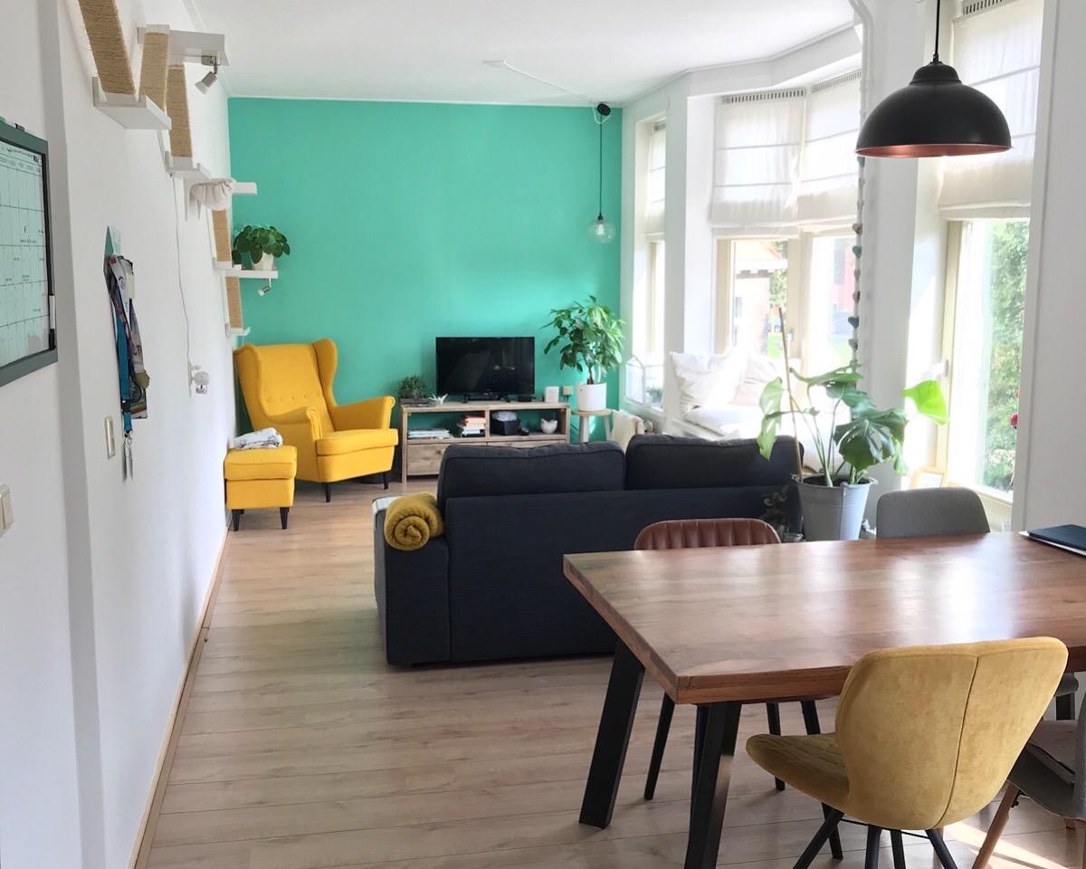 Kamer te huur in de Cortinghpoort in Groningen