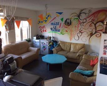 Kamer in Enschede, Mina Krusemanstraat op Kamernet.nl: Riante kamer in gezellig studentenhuis!