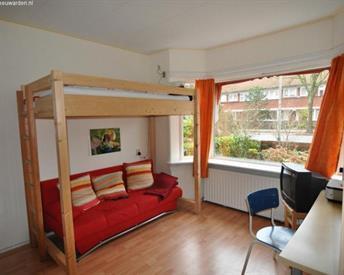 Kamer in Leeuwarden, Goudenregenstraat op Kamernet.nl: Kamer met eigen wastafel