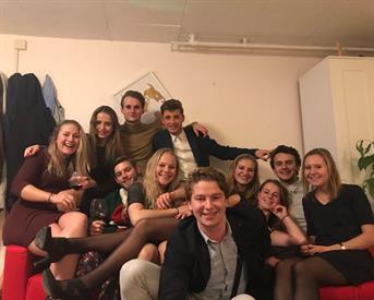 Kamer in Groningen, Gelkingestraat op Kamernet.nl: Huize HIK zoekt nieuwe huisgenoot