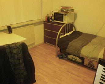 Kamer in Breda, Gilbert van Zinnikstraat op Kamernet.nl: nette kamer te huur (geen studentenhuis)