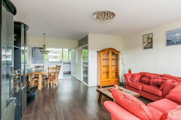 Appartement aan Donau in Amstelveen