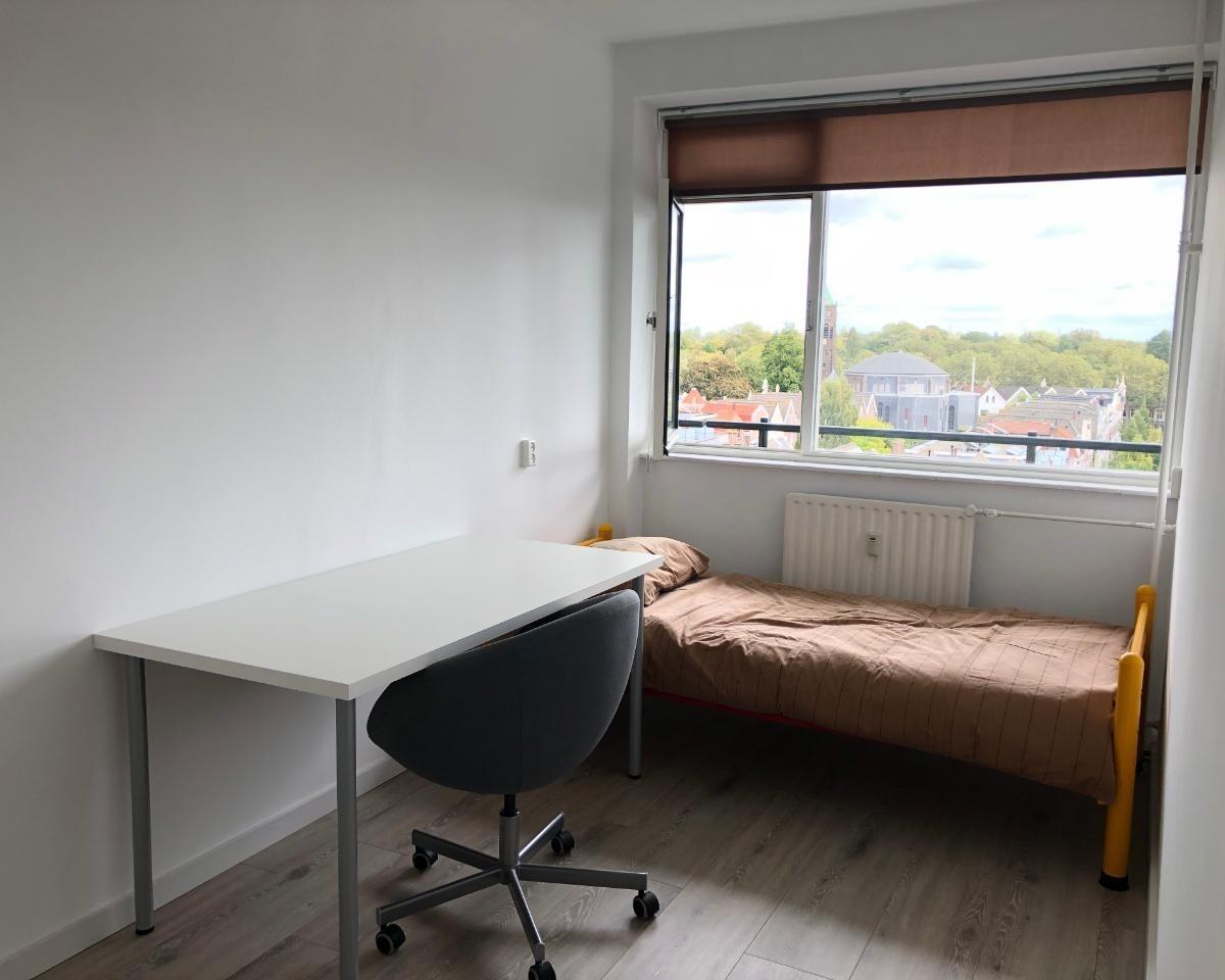 Kamer te huur in de Johan de Wittstraat in Dordrecht