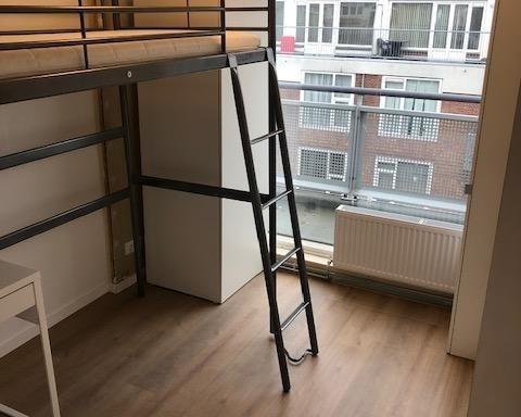 Kamer te huur in de Suiestraat in Rotterdam