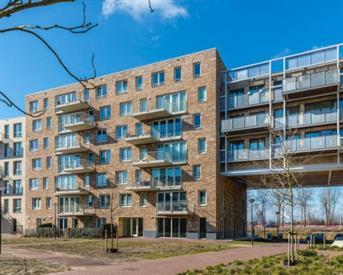 Kamer in Amsterdam, Mary van der Sluisstraat op Kamernet.nl: Appartement in Zeeburgereiland