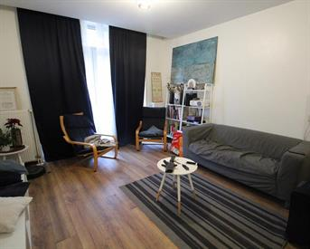 Kamer in Rotterdam, Van Heusdestraat op Kamernet.nl: renovated two room appartment rotterdam centre