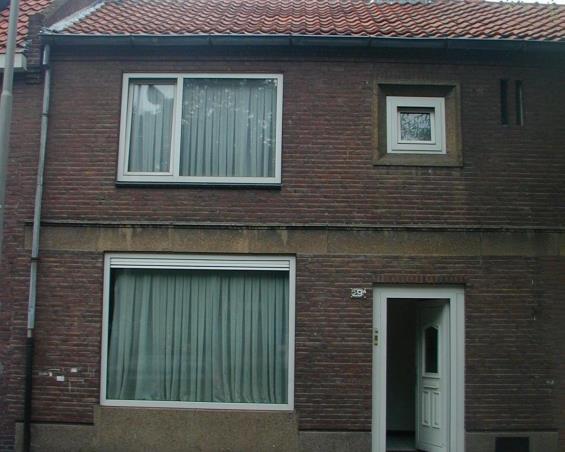 Kamer aan Melis Stokestraat in Tilburg