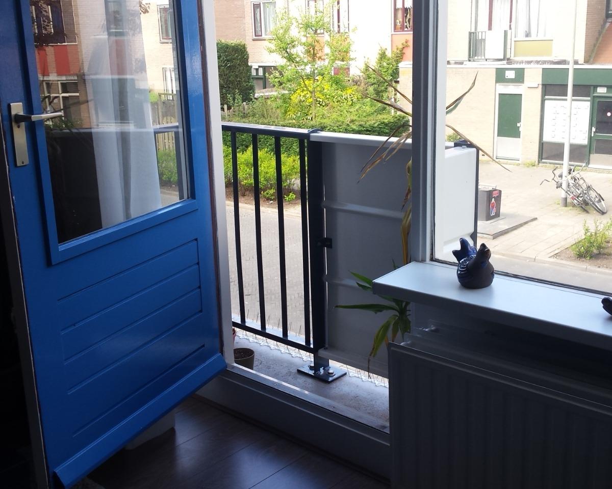 Studio aan Schelluinenstraat in Amsterdam