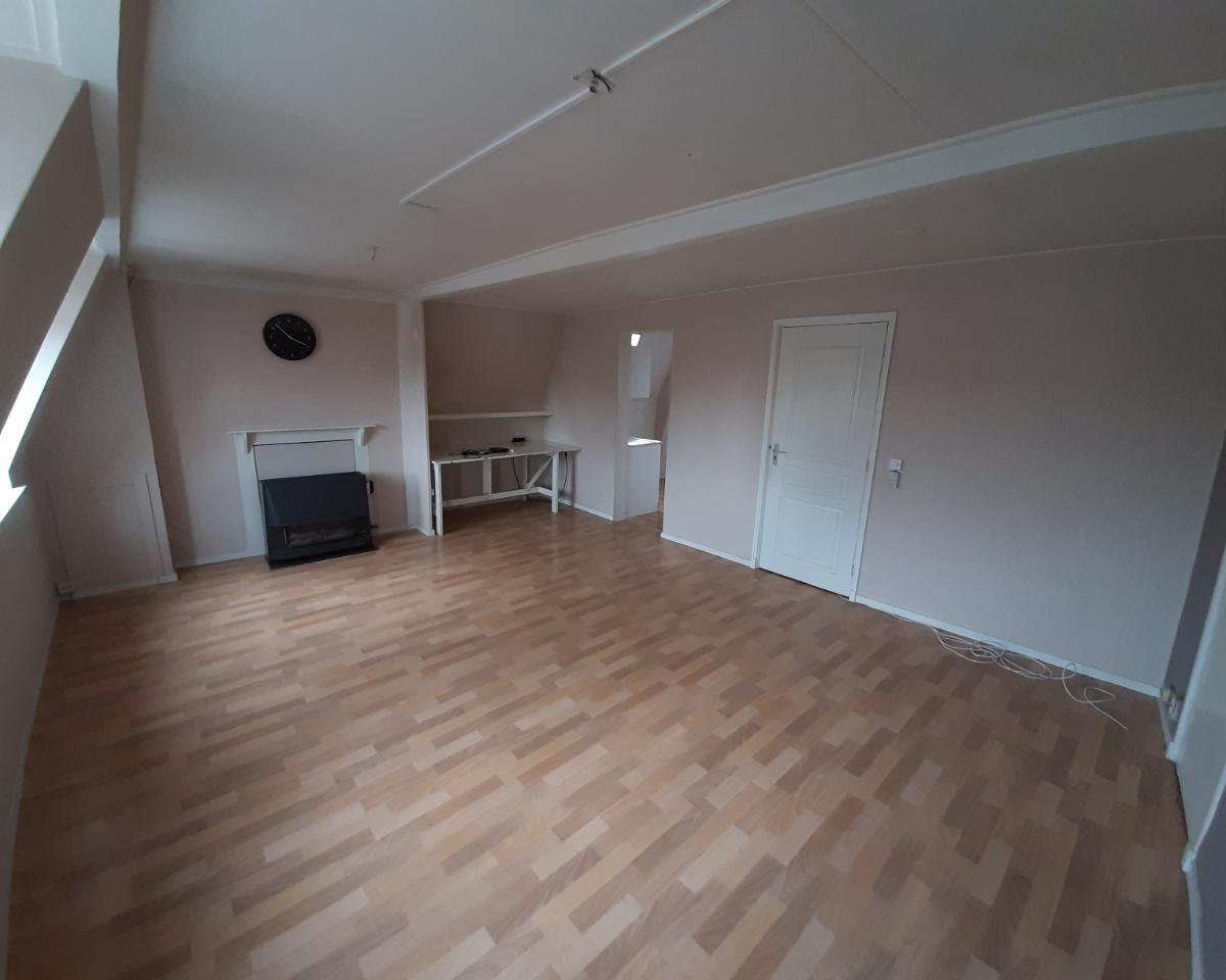 Kamer te huur in de Bagijnesteeg in Leeuwarden