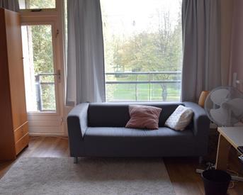 Kamer in Breda, Kasterleestraat op Kamernet.nl: Gemeubileerde kamer met balkon!