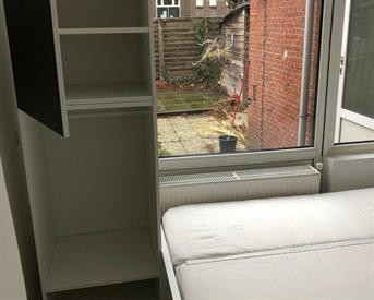 Kamer in Schiedam, Tollensstraat op Kamernet.nl: Betaalbare studentenwoning nieuw gerenoveerd