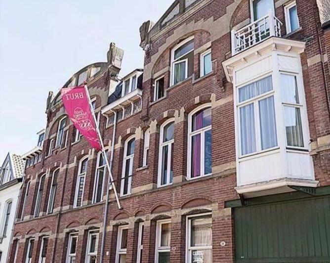 Kamer aan Poststraat in Tilburg